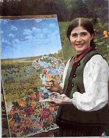 Катерина Билокур