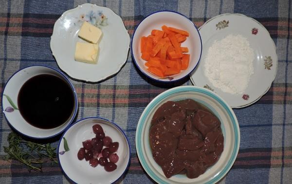 печень телячья рецепт