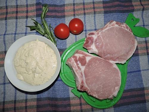 горчичный соус для свинины