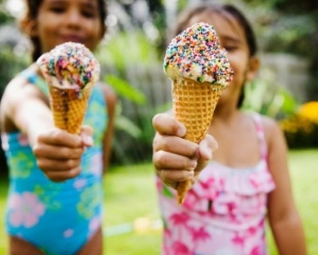 Фестиваль мороженого в Украинском доме