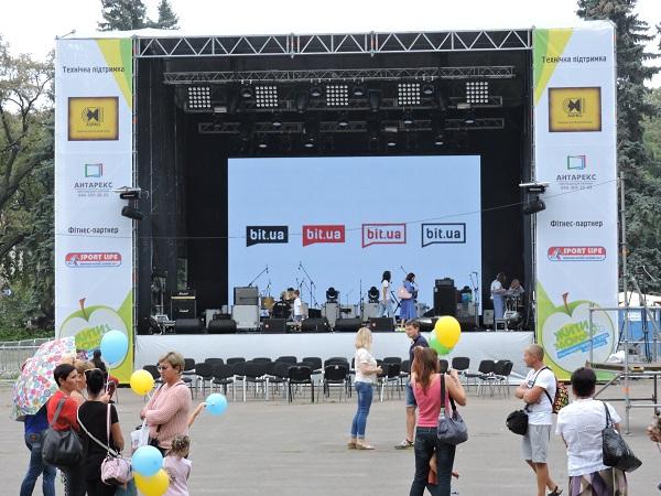 Фестиваль «Жить здорово!»