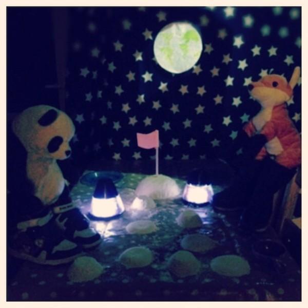 игрушки оживают ночью