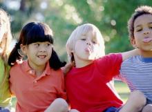друзья в жизни ребенка
