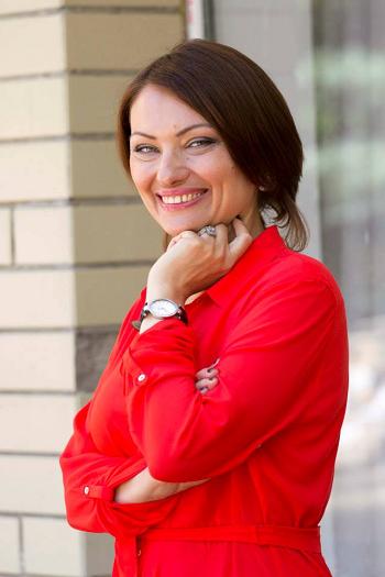 звездная мама Елена Гончарук