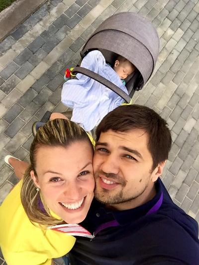 Наталья Добрынская семья