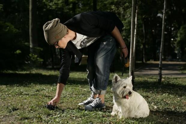 уборные для собак