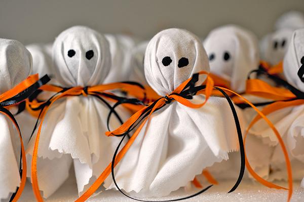 Хэллоуин 2015: поделки на Хэллоуин