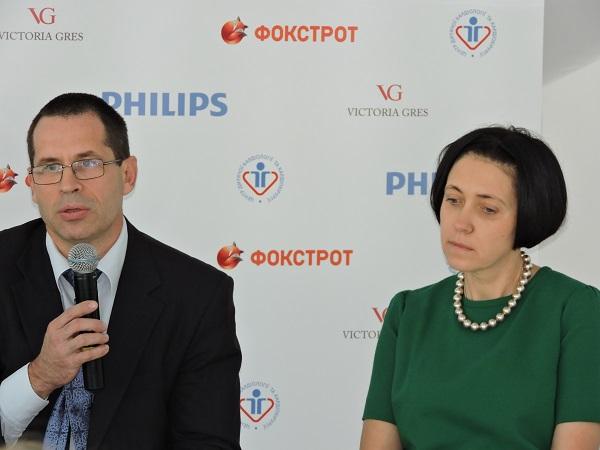 Philips запускает благотворительную программу «Дивосерце»