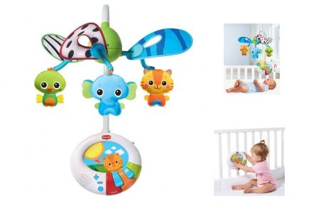 Игрушки для детей до года мобиль