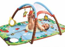игрушки для детей до года