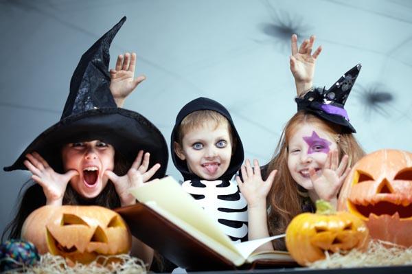 Хэллоуин 2015 для детей