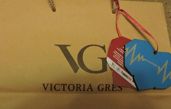 Виктория Гресь сердце