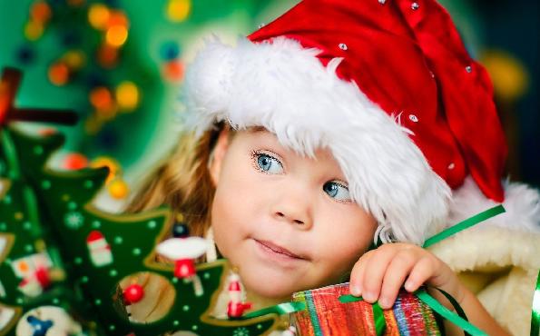 новогодние афиши для детей