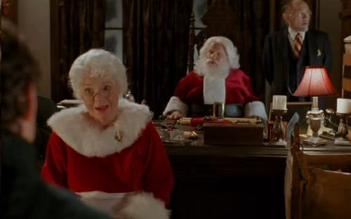 Лучшие новогодние фильмы. Одинокий Санта желает познакомиться с миссис Клаус