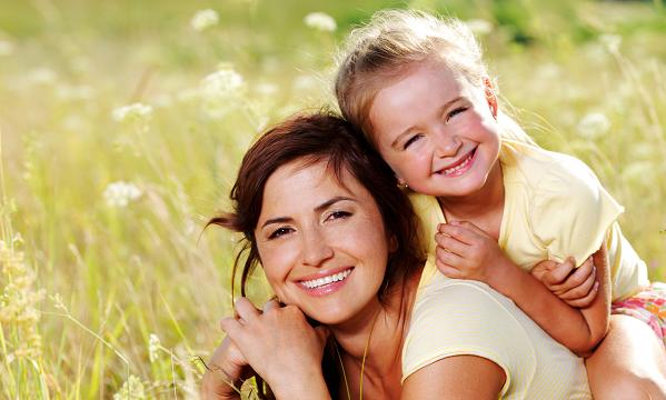 картинка мама счастливая