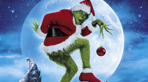 Лучшие новогодние фильмы. Гринч – похититель Рождества