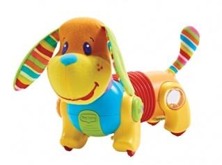 подарки для самых маленьких Интерактивная игрушка «Щенок Фред»