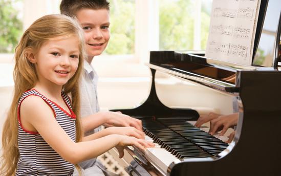 Детское музыкальное развитие
