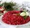 Рецепты слоеных салатов. Гранатовый браслет