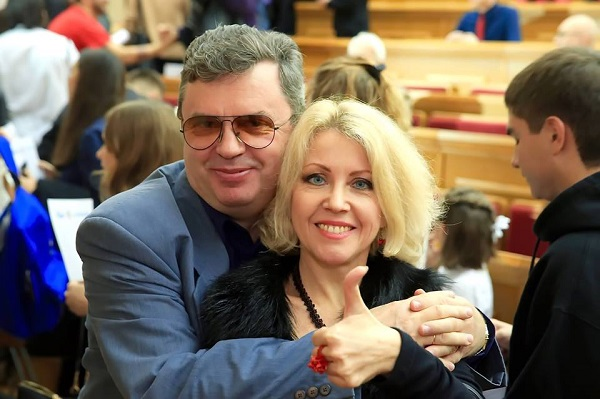 Анатолій Карпенко та Жанна Боднарук