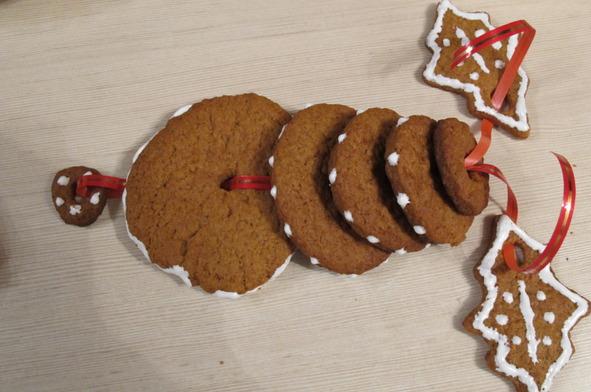 имбирное печенье рецепт Колокольчик