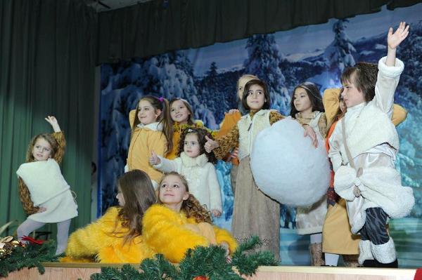 праздник для детей Марина Кинах