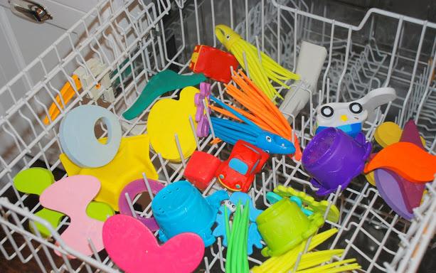 чистые игрушки