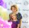 Наталья Лелюх с дочкой