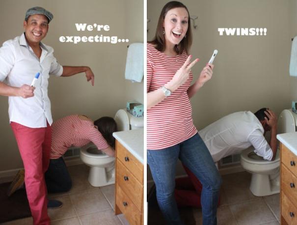 как сообщить о беременности