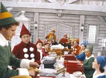 Семейные рождественские фильмы. Эльф