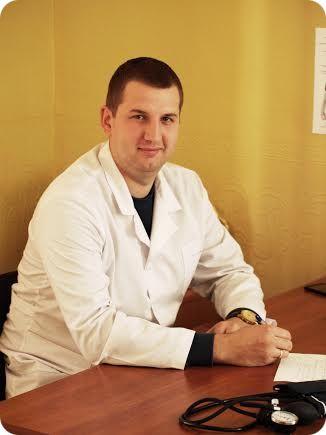 Главврач Игорь Романович Лучков