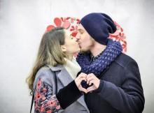рекорд по количеству поцелуев
