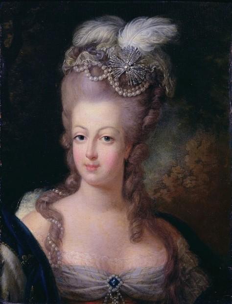 Мария-Антуанетта история шляпы