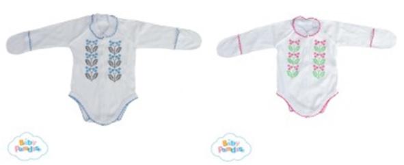 вышиванки для малышей