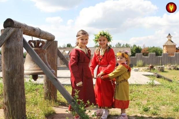 парк киевская русь