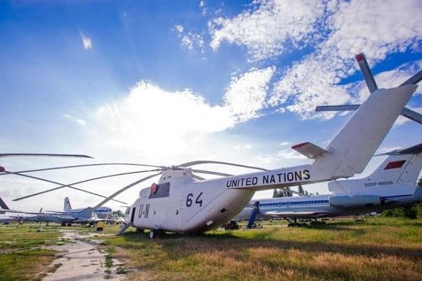 фестиваль музей самолетов