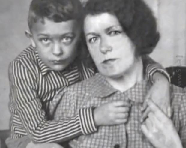 Ирина Вильде мама