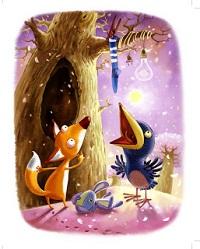 сказки про маленького лисенка