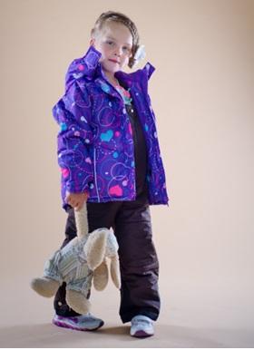 Детская непромокаемая одежда
