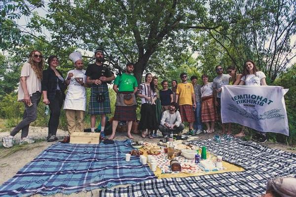 чемпионат пикников