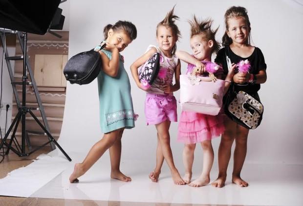 дети модели