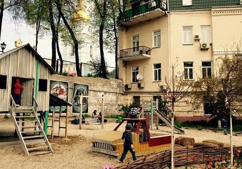 куда пойти в ребенком в Киеве