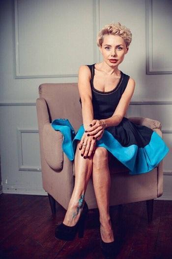 певица Наталья Гордиенко