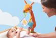 ТМ «Tiny Love» представляет инновационную новинку – игрушку для кроватки «Кенгуру»!