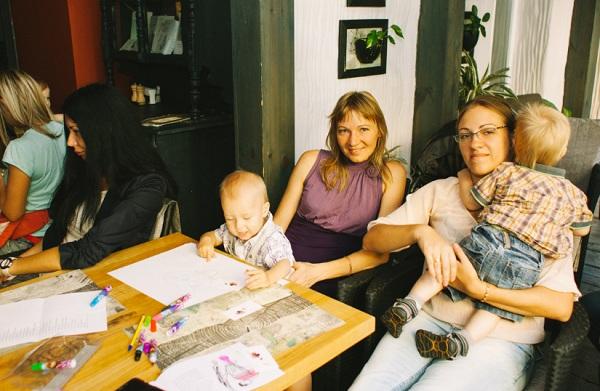 Встреча МамаWOW Лилия Ребрик