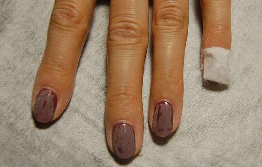как снять гель лак с ногтей