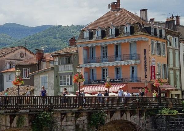 юг франции города