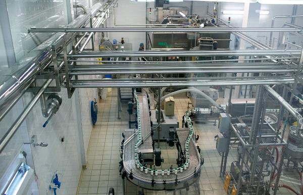 экскурсия на завод Агуша
