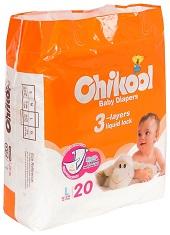 Подгузники Chikool отзывы