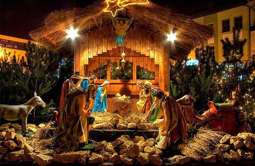 символы Рождества